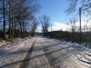Петровское - от парка к повороту
